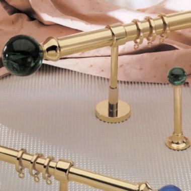 Punto Tenda Online Tende da interno Modena. Vendita, produzione e montaggio di bastoni per tende in ottone.