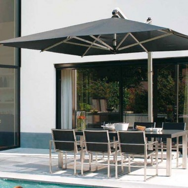 Punto Tenda Ombrelloni Online. Vendita, produzione e montaggio di ombrelloni moderni per solarium.